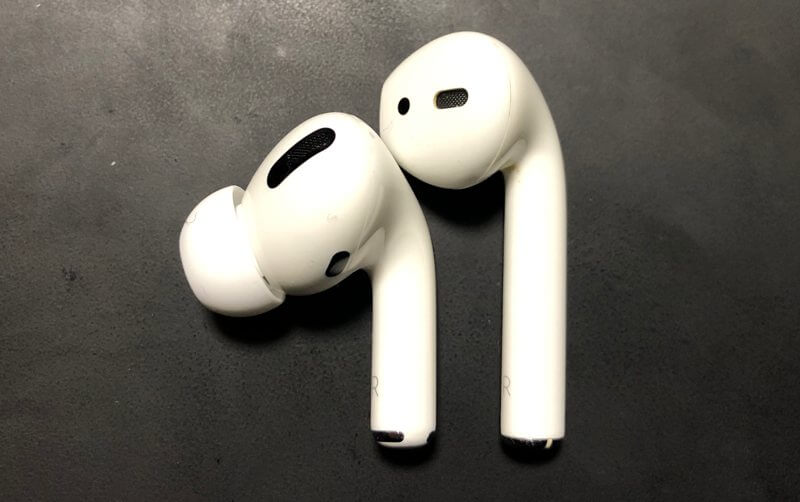 AirPods Pro 長さ